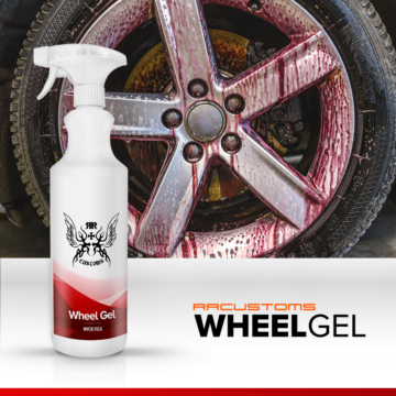 RRC Wheel Gel 1L (Felni tisztító gél)