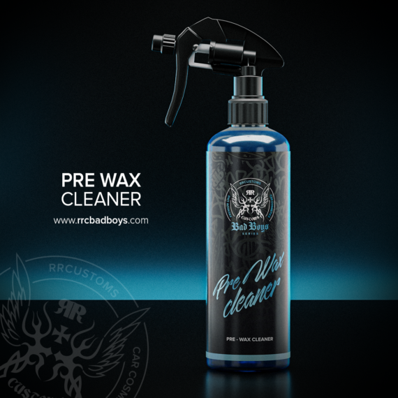 Bad Boys Pre-wax cleaner 500ml (Wax előmosó)