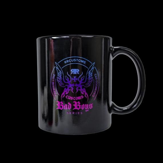 Bad Boys Black Mug(Fekete Bögre)